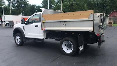 2019 F-550 Regular Cab DRW 4x4,  Monroe Truck Equipment MTE-Zee SST Series Dump Body #111963A - photo 7