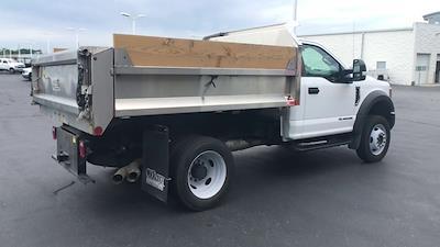 2019 F-550 Regular Cab DRW 4x4,  Monroe Truck Equipment MTE-Zee SST Series Dump Body #111963A - photo 2