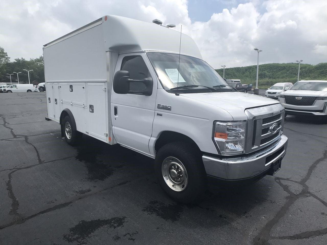2017 E-350 4x2,  Service Utility Van #111967 - photo 1