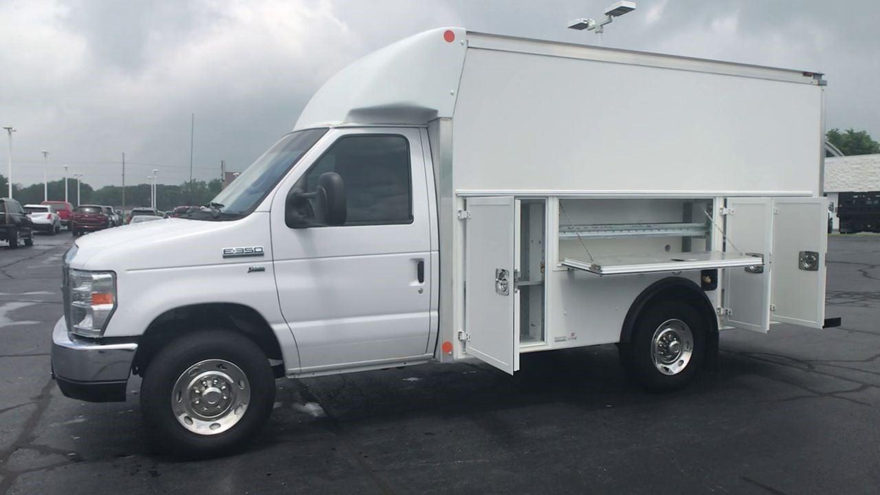 2017 E-350 4x2,  Service Utility Van #111967 - photo 4