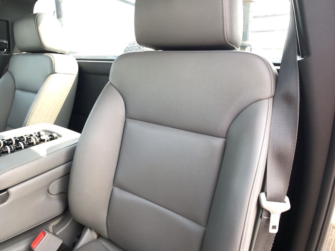 2018 Silverado 3500 Regular Cab 4x4,  Service Body #112025 - photo 11