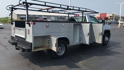 2018 Silverado 3500 Regular Cab 4x4,  Service Body #112025 - photo 2