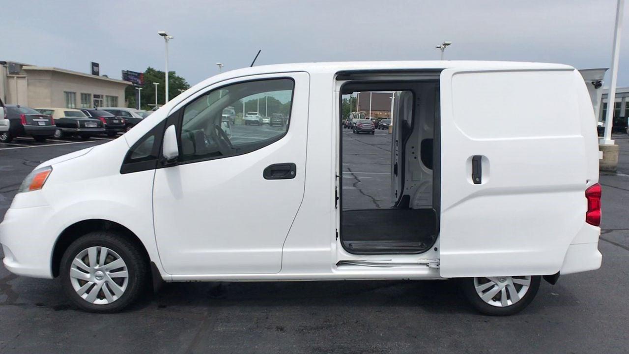 2017 NV200 FWD,  Upfitted Cargo Van #112031 - photo 6