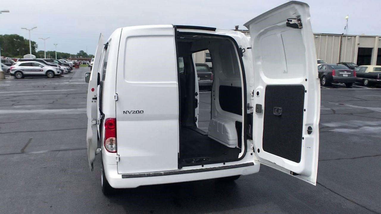 2017 NV200 FWD,  Upfitted Cargo Van #112031 - photo 8
