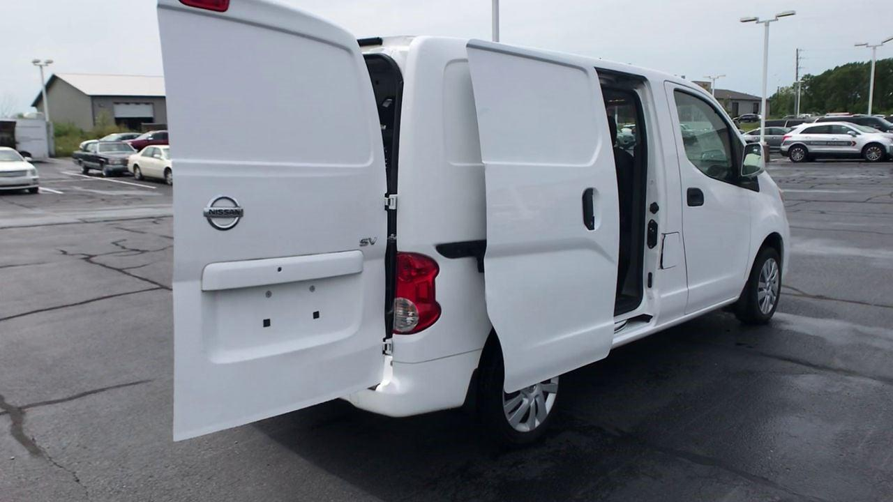 2017 NV200 FWD,  Upfitted Cargo Van #112031 - photo 9