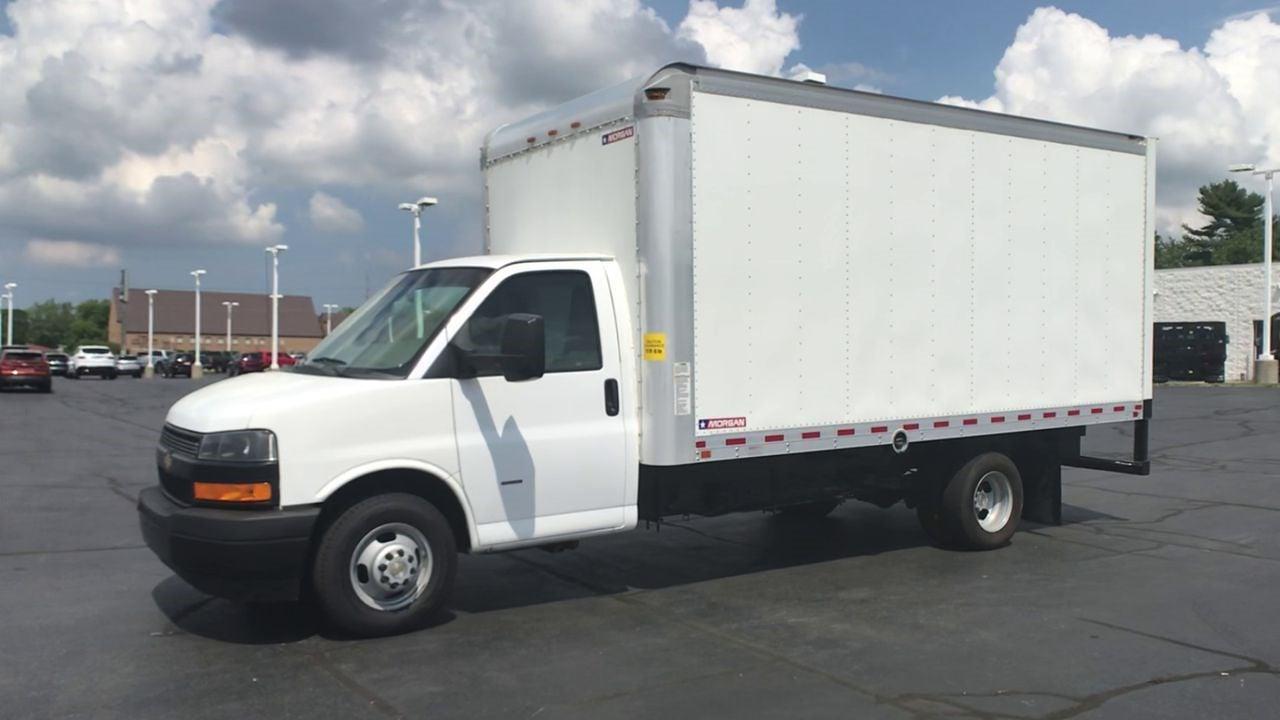 2019 Express 3500 DRW 4x2,  Cutaway Van #112034 - photo 5