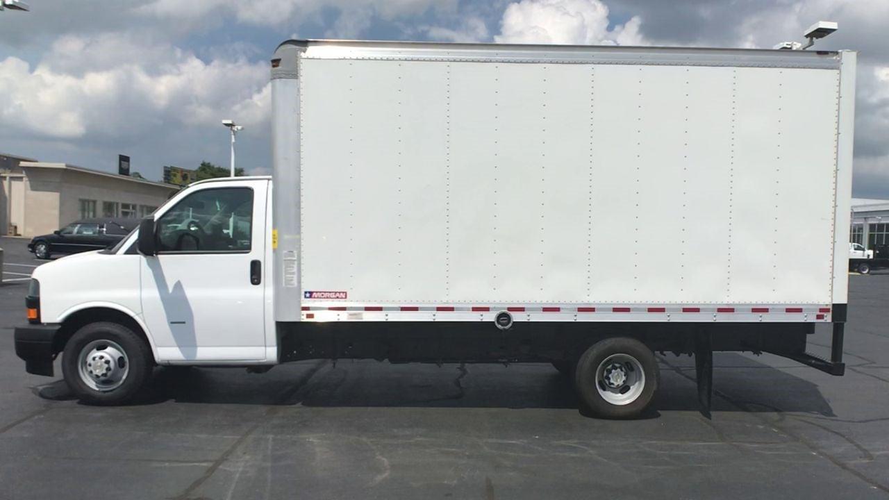 2019 Express 3500 DRW 4x2,  Cutaway Van #112034 - photo 6