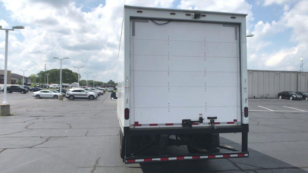 2019 Express 3500 DRW 4x2,  Cutaway Van #112034 - photo 8