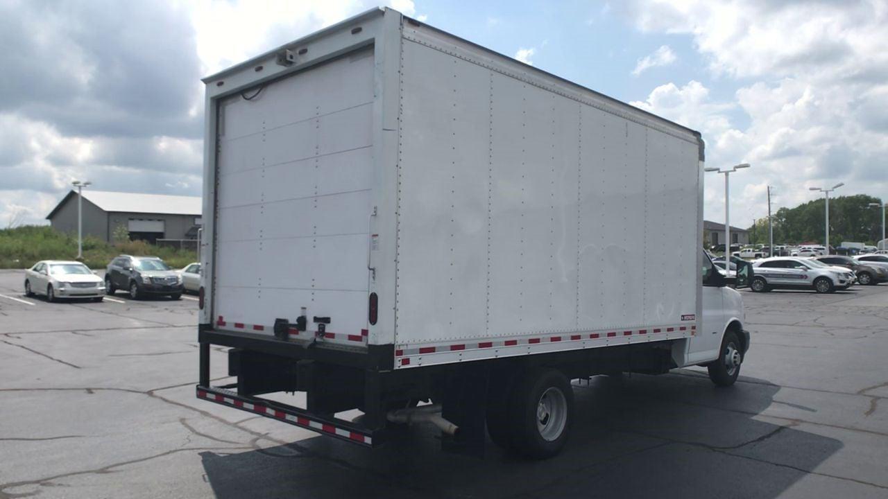 2019 Express 3500 DRW 4x2,  Cutaway Van #112034 - photo 2