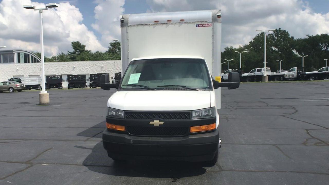 2019 Express 3500 DRW 4x2,  Cutaway Van #112035 - photo 4
