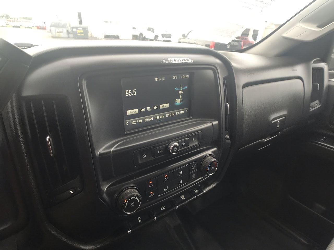 2017 Silverado 3500 Crew Cab DRW 4x4,  Combo Body #112069 - photo 15