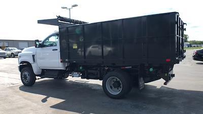 2021 Silverado 5500 Regular Cab DRW 4x4,  Landscape Dump #112097 - photo 7