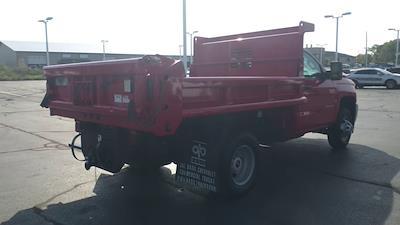 2019 Silverado 3500 Regular Cab DRW 4x4,  Dump Body #112151 - photo 2