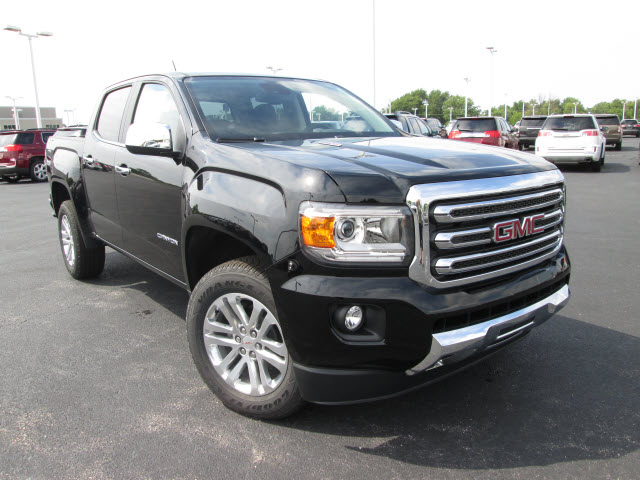 2016 Canyon Crew Cab 4x4, Pickup #GT742 - photo 3