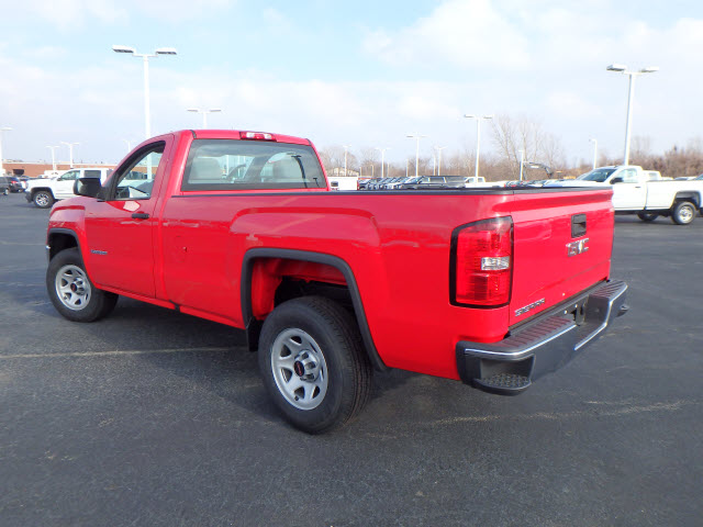 2017 Sierra 1500 Regular Cab, Pickup #HT10X110 - photo 2