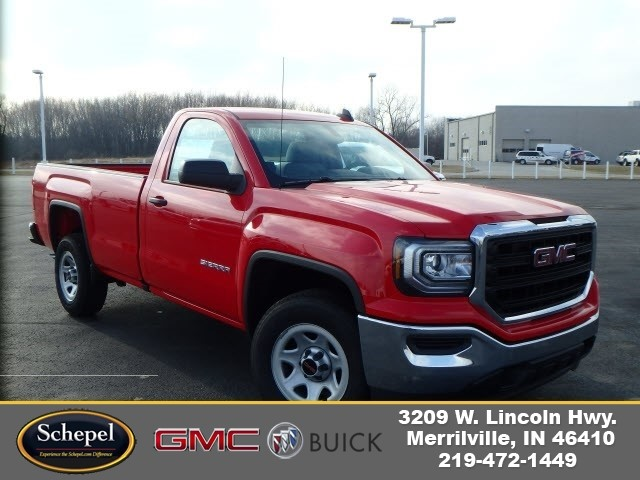 2017 Sierra 1500 Regular Cab 4x2,  Pickup #HT10X110 - photo 1