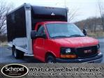2017 Savana 3500 4x2,  Cutaway Van #HT10X28 - photo 1