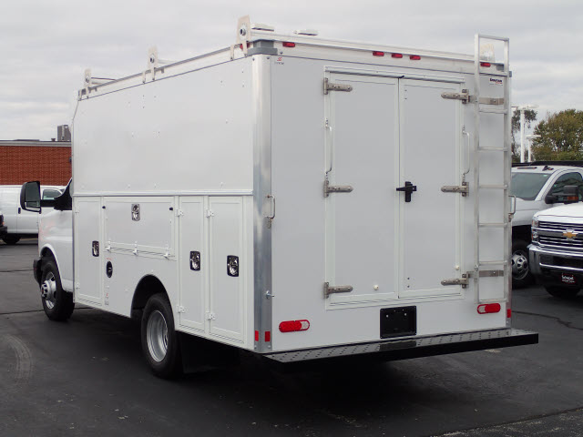 2017 Savana 3500 Service Utility Van #HT10X61 - photo 2