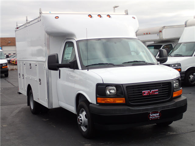 2017 Savana 3500 Service Utility Van #HT10X61 - photo 3