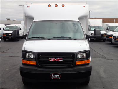 2017 Savana 3500 Service Utility Van #HT10X61 - photo 4
