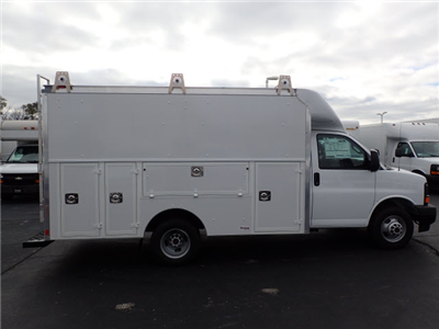 2017 Savana 3500 Service Utility Van #HT10X61 - photo 8