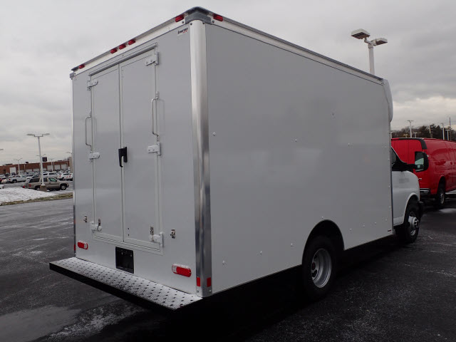 2017 Savana 3500,  Supreme Spartan Cargo Cutaway Van #HT11X49 - photo 2