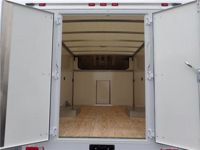 2017 Savana 3500,  Supreme Spartan Cargo Cutaway Van #HT11X49 - photo 11