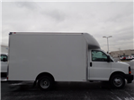 2017 Savana 3500,  Supreme Spartan Cargo Cutaway Van #HT11X49 - photo 9