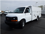 2017 Savana 3500, Supreme Service Utility Van #HT12X101 - photo 1