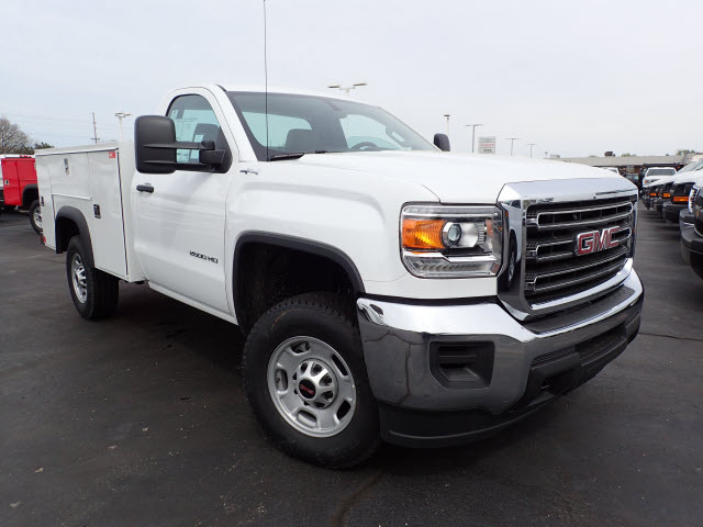 2017 Sierra 2500 Regular Cab 4x4, Monroe Service Body #HT12X41 - photo 3