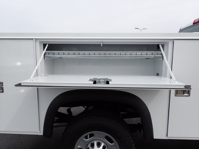 2017 Sierra 2500 Regular Cab 4x4, Monroe Service Body #HT12X41 - photo 11