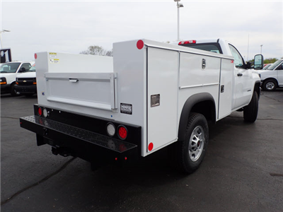 2017 Sierra 2500 Regular Cab 4x4, Monroe Service Body #HT12X41 - photo 10