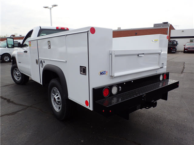 2017 Sierra 2500 Regular Cab 4x4, Monroe Service Body #HT12X41 - photo 2