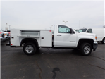 2017 Sierra 2500 Regular Cab 4x4, Monroe Service Body #HT12X41 - photo 12