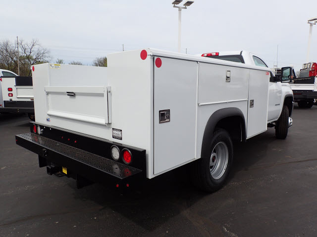 2017 Sierra 3500 Regular Cab Service Body #HT12X48 - photo 11
