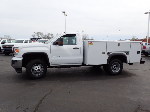 2017 Sierra 3500 Regular Cab Service Body #HT12X48 - photo 5