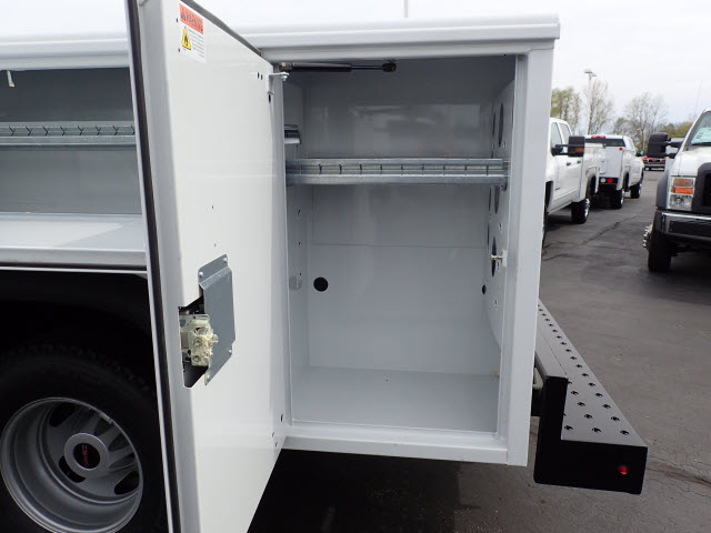 2017 Sierra 3500 Regular Cab Service Body #HT12X48 - photo 8