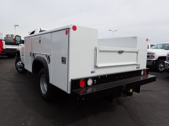 2017 Sierra 3500 Regular Cab Service Body #HT12X48 - photo 2