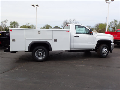 2017 Sierra 3500 Regular Cab Service Body #HT12X48 - photo 12