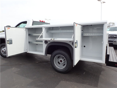 2017 Sierra 3500 Regular Cab Service Body #HT12X48 - photo 9