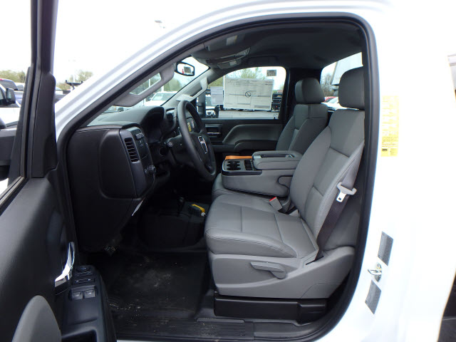2017 Sierra 3500 Regular Cab 4x4, Monroe MTE-Zee Dump Dump Body #HT157 - photo 10