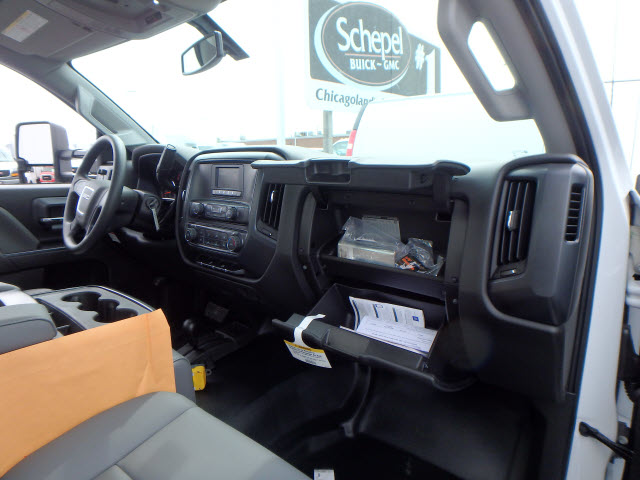2017 Sierra 3500 Regular Cab 4x4, Monroe MTE-Zee Dump Dump Body #HT157 - photo 14