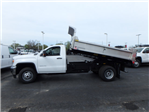 2017 Sierra 3500 Regular Cab 4x4, Monroe MTE-Zee Dump Dump Body #HT157 - photo 5