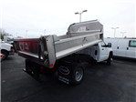 2017 Sierra 3500 Regular Cab 4x4, Monroe MTE-Zee Dump Dump Body #HT157 - photo 2