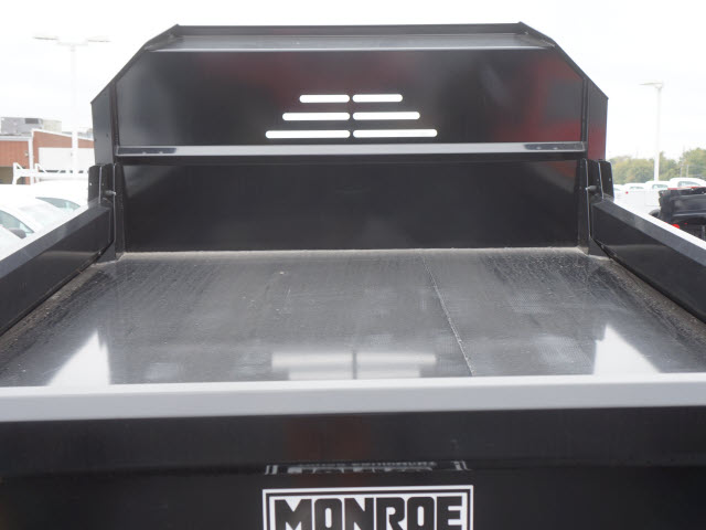 2017 Sierra 3500 Regular Cab DRW 4x4, Monroe MTE-Zee Dump Dump Body #HT166 - photo 14