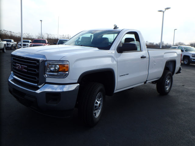 2017 Sierra 2500 Regular Cab 4x4 Pickup #HT195 - photo 1