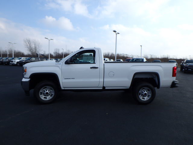 2017 Sierra 2500 Regular Cab 4x4 Pickup #HT195 - photo 5