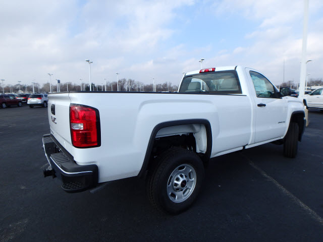 2017 Sierra 2500 Regular Cab 4x4 Pickup #HT195 - photo 8