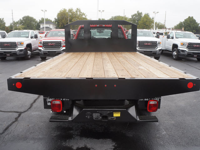 2017 Sierra 3500 Regular Cab 4x4 Platform Body #HT317 - photo 16