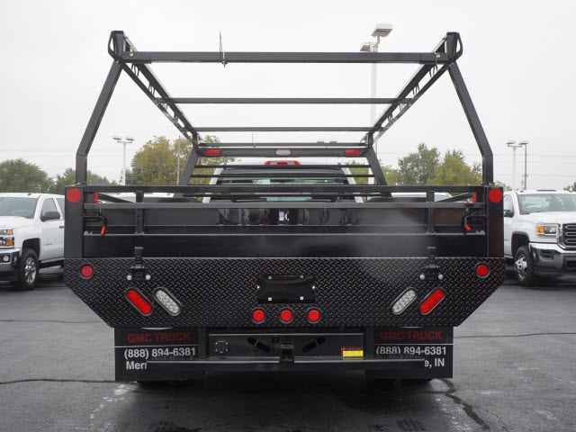 2017 Sierra 3500 Regular Cab 4x4 Contractor Body #HT332 - photo 5